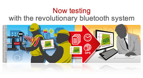 bluetooth pullout testing